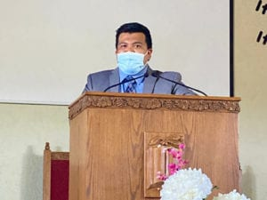 Texico Conference Welcomes New Pastor
