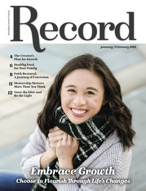 Southwestern Union Record Vol 120, Issue 1